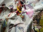 Peinture chiffon Photographie en vue de Wallpainting