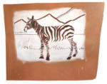peinture83-Zebre-contemporary-art-Brussels